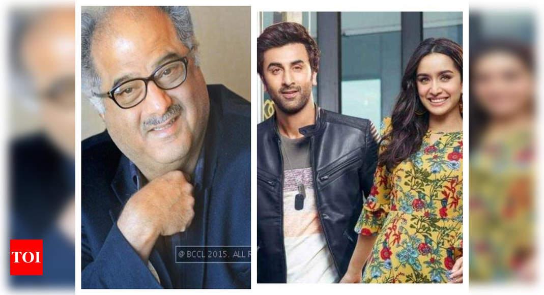 Boney Kapoor on working with Ranbir-Shraddha