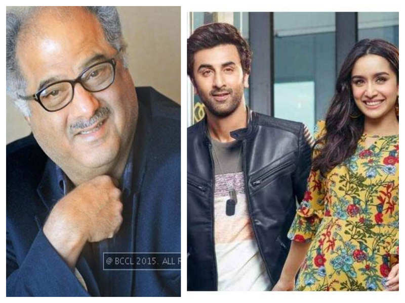 Boney Kapoor opens up about working with Ranbir Kapoor and Shraddha Kapoor in Luv Ranjan's next