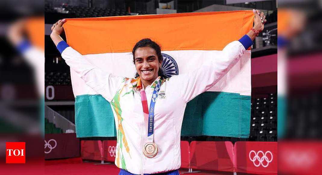 Sindhu awaits ice cream with PM Modi after second Olympic medal