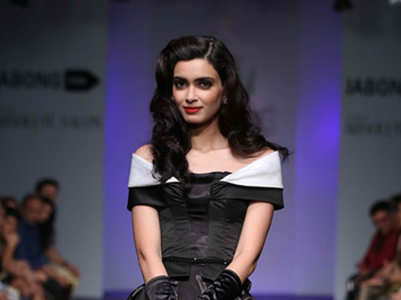 Diana Penty proves BLACK is out of style!
