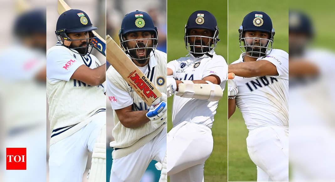 England will focus on dangermen Rohit, Virat, Rahane, Pant: Snape