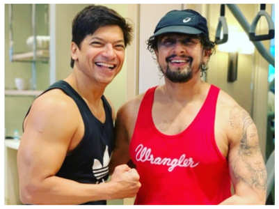 Fans react to Sonu Nigam & Shaan's new look