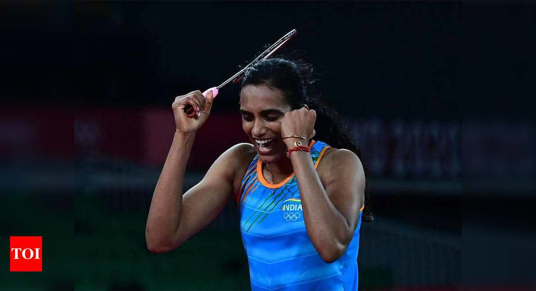 I was blank for few seconds: Sindhu on second Olympic medal