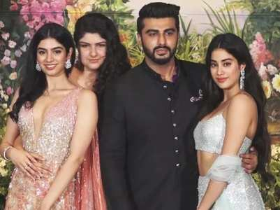 Janhvi on addressing 'baggage' with Arjun