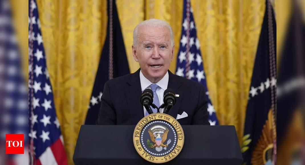 Pro-Biden groups to spend $100 million on August ad blitz