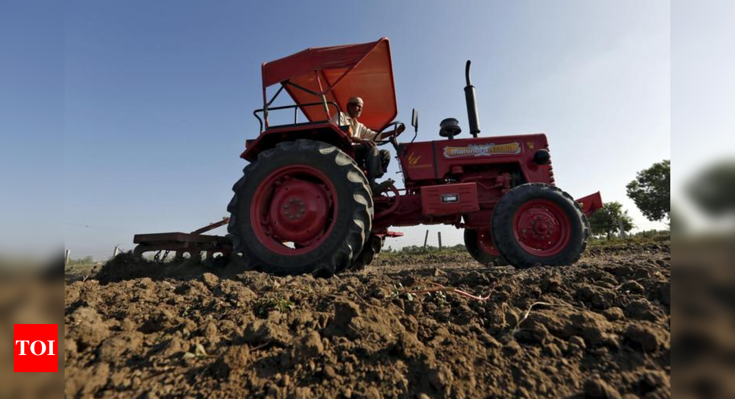 Govt says no proposal under consideration to waive farmer loans
