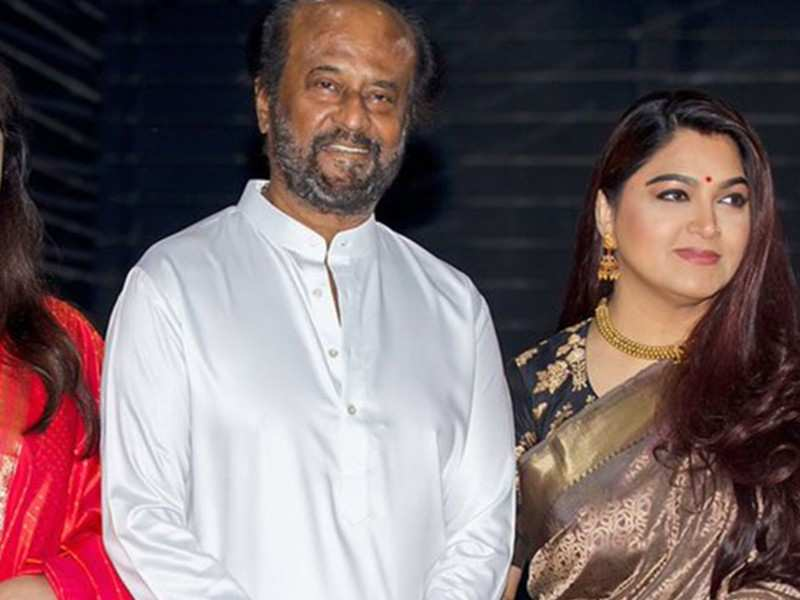Khushbu is all excited to start dubbing for 'Annaatthe'