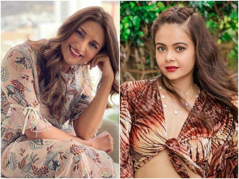 Divyanka Tripathi and Devoleena Bhattacharjee (Instagram)