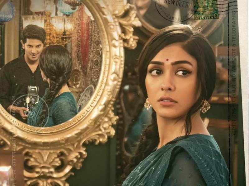 Mrunal Thakur to play Lt. Ram's wife Sita in Dulquer Salmaan's multi-lingual