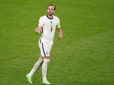 Harry Kane Skips Spurs Return Amid Manchester City Transfer Talk Football News Times Of India