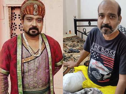 Jodha Akbar actor loses leg due to diabetes