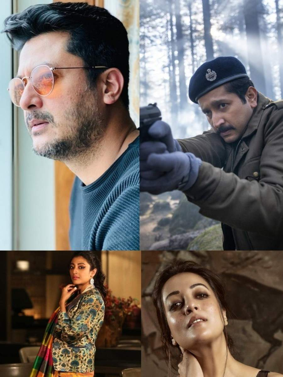 Bengali actors with pan-India fan base