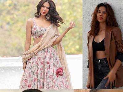 Top 10 Styles From Sonam Bajwa's Wardrobe
