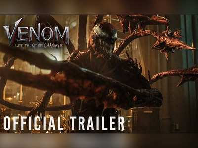 'Venom: Let There Be Carnage' trailer is out