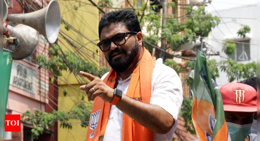 Will remain an MP, but quit politics, says Babul | India News – Times of India