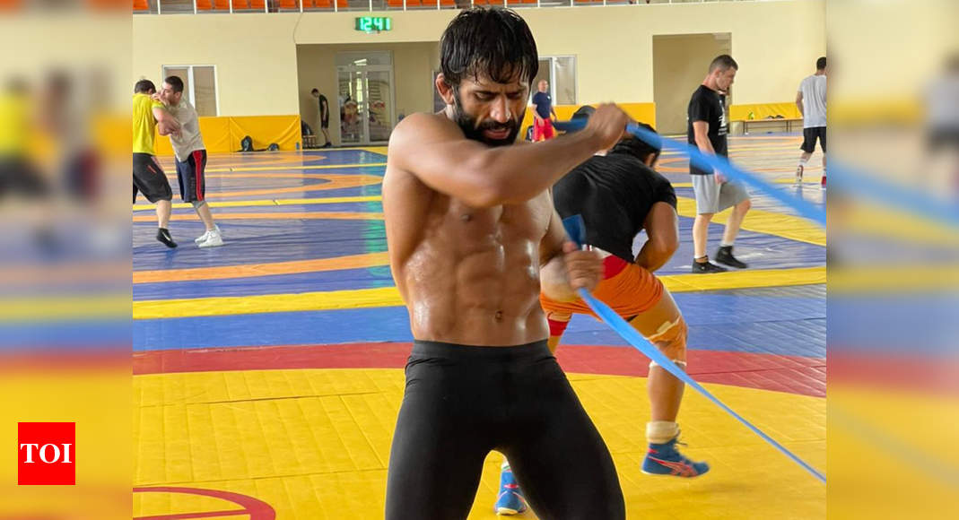 Tokyo Olympics: Wrestlers can give a late push to India's medal charge in Tokyo | Tokyo Olympics News – Times of India