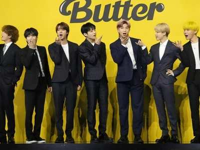 BTS' Butter beats Olivia Rodrigo's record