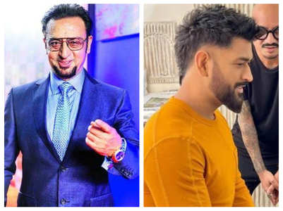 Gulshan Grover reacts to Dhoni's new look