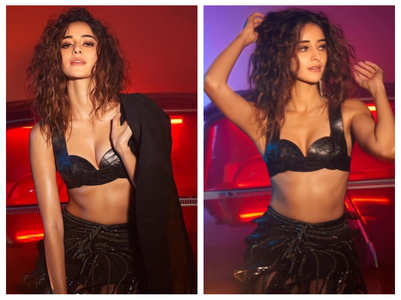 Ananya looks bewitching in latest photoshoot