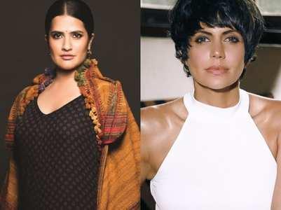 Sona Mohapatra supports Mandira Bedi