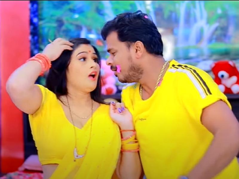 Pramod Premi Yadav releases an interesting dance number titled 'Cooler Lagadi'