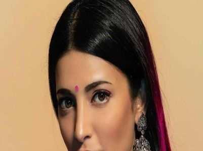 Shruti Haasan's most enchanting ethnic looks
