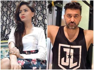 Gehana questions police on Raj's custody