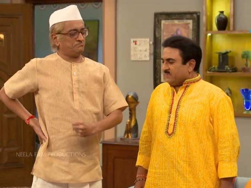 Taarak Mehta Ka Ooltah Chashmah: Gokuldham society pays tribute to the late Bollywood icon - Dilip Kumar