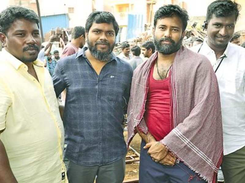 Pa Ranjith to associate with Dinesh for the third time