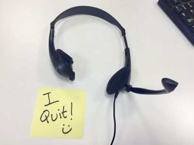 Signs it's time to quit your job