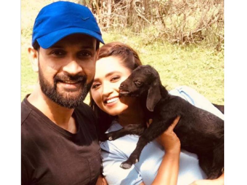 Kajal Raghwani pens a warm birthday note for her co-star Jay Yadav