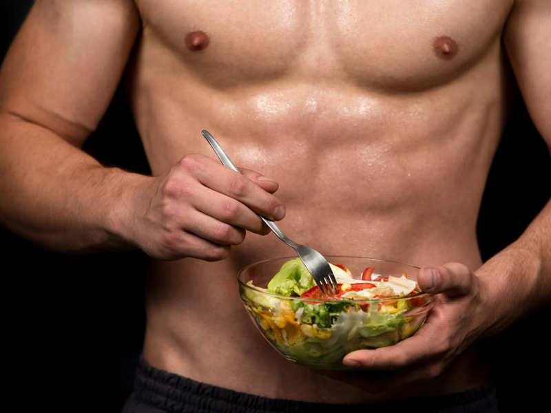 Micronutrients essential for muscle growth and fat loss in men