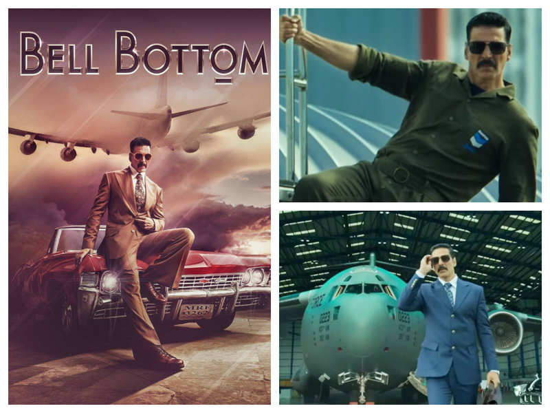 'Bell Bottom' trailer: Akshay Kumar's espionage spy thriller drama promises to be one action-packed and thrilling ride