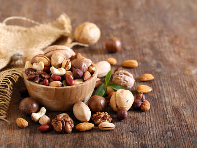 Immunity building nuts to include in your diet