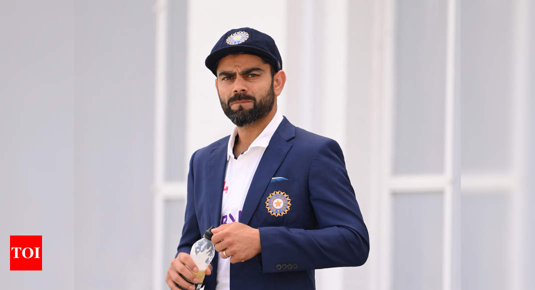 Periodic breaks necessary, else you won't have players left: Virat Kohli on bubble life | Cricket News – Times of India