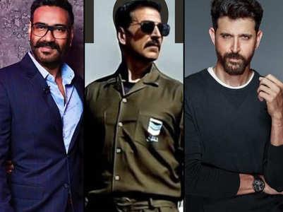 Ajay, Hrithik laud Akshay's Bell Bottom trailer