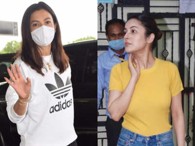 TV divas clicked out and about in the city
