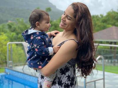 Shikha Singh on daughter Alayna growing up