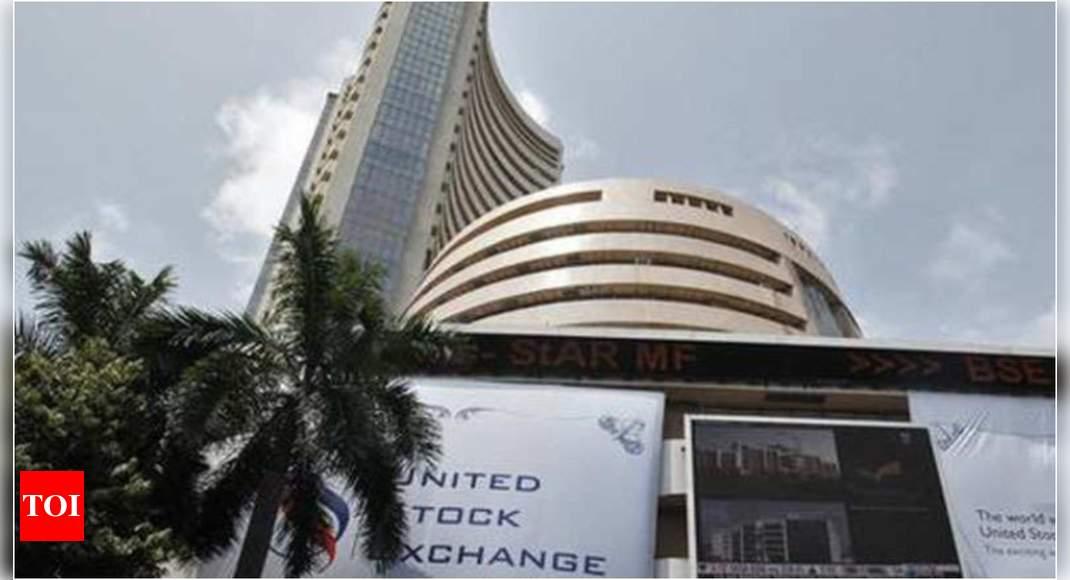Sensex nears 54k as lockdown rules eased