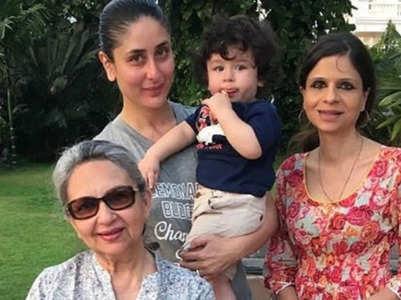 Kareena shares Saba Ali Khan's post