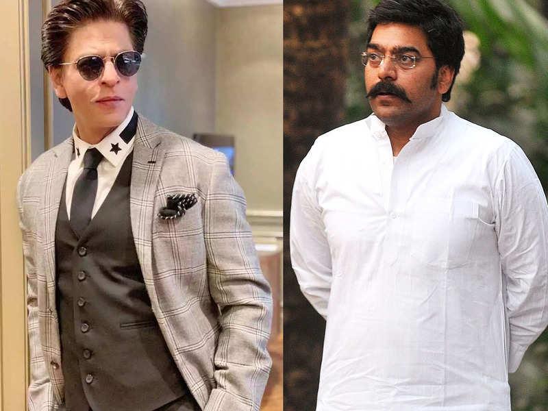 Has Ashutosh Rana signed up for Shah Rukh Khan's espionage thriller 'Pathan'?