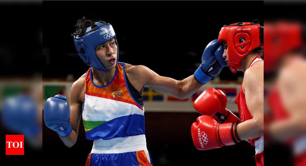 Tokyo Olympics 2020: Prime Minister Narendra Modi congratulates Lovlina Borgohain on winning bronze medal | Tokyo Olympics News – Times of India