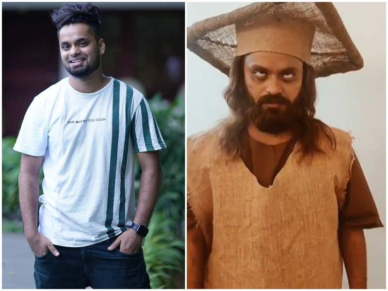Suhaid Kukku is all excited about his new makeover in 'Udan Panam 3.0'; read