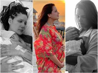 Celebs on normalising breastfeeding
