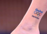 Champs sport striking tattoos at the Tokyo Olympics