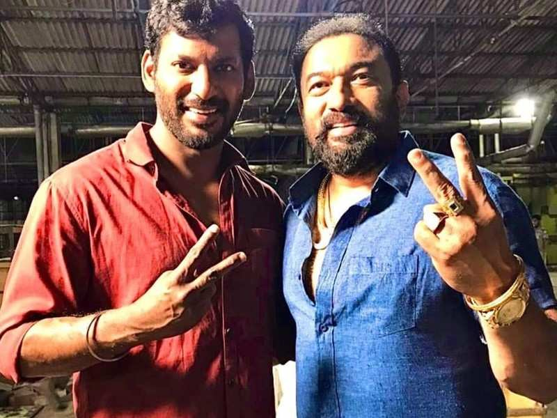 Last schedule of Vishal 31' to begin from tomorrow