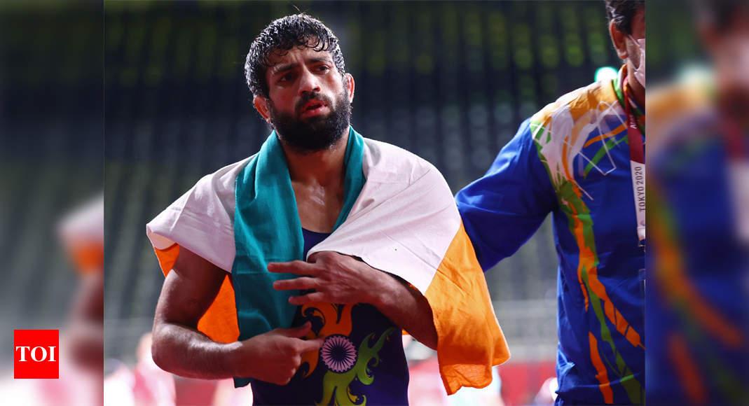 Ravi Kumar: Everything you need to know about new Indian Olympic medallist Ravi Kumar Dahiya   Tokyo Olympics News – Times of India