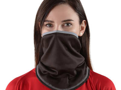 Heard of cooling face masks?