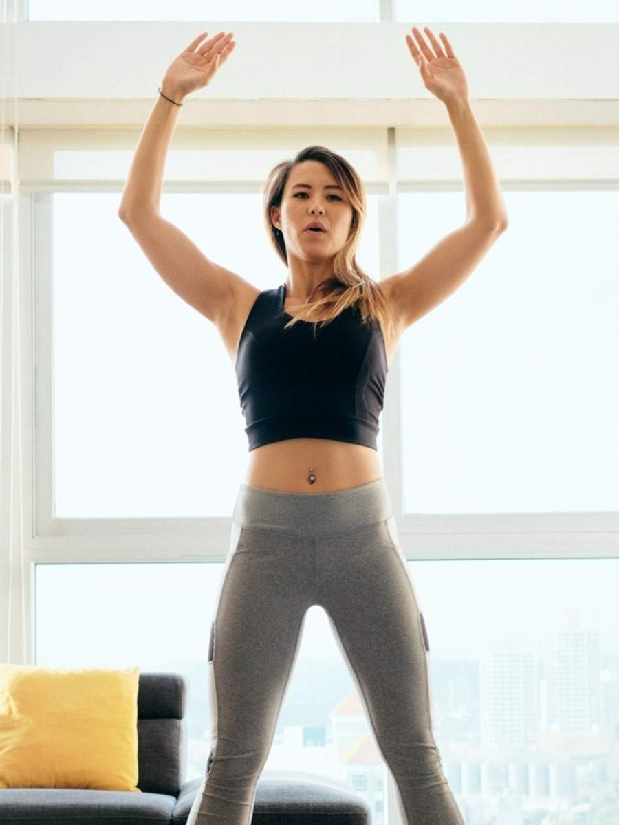 Home workout: The best cardio exercises to do at home