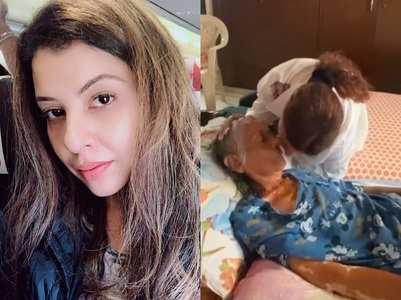Sambhavna Seth shares her mother is unwell